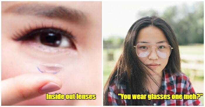 10 Things Only Malaysians Who Wear Contact Lenses Will Understand - World Of Buzz 1