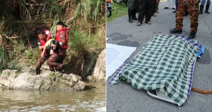13yo M'sian Tragically Drowned In A River After He Lied To His Parents About Going To School - WORLD OF BUZZ 1