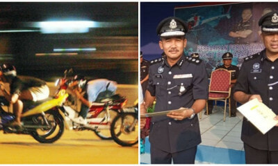 14 M'sians Infamous for Robbery of Senior Citizens' Motorcycles Caught by Police, Group Leader Only 19yo - WORLD OF BUZZ