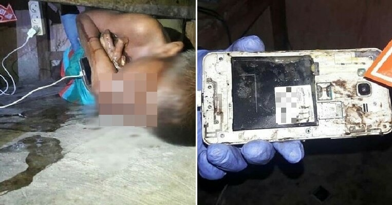7Yo Boy Electrocuted To Death After He Used Grandma's Mobile Phone While Charging - World Of Buzz 1