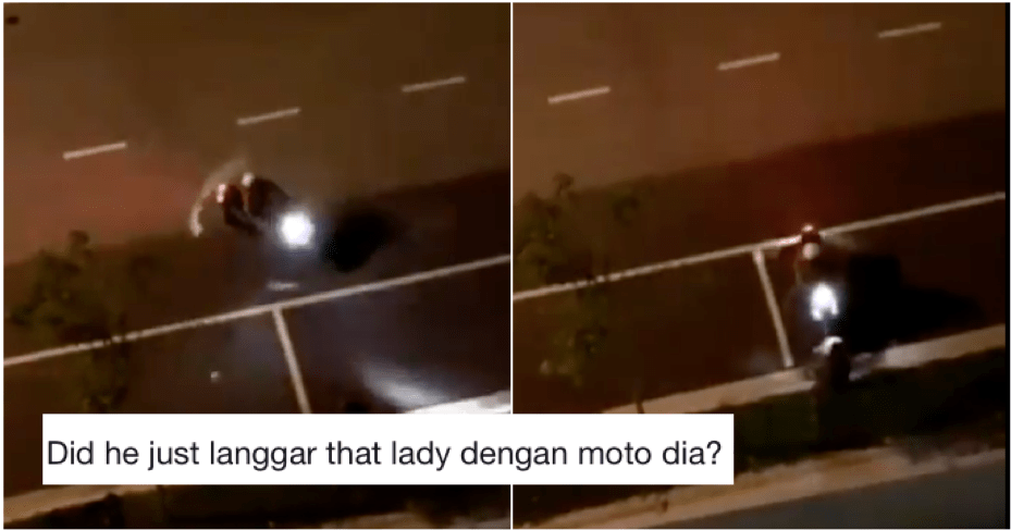 Abusive Bf Recorded Hitting Gf And Running Her Over With Motorbike - World Of Buzz 4