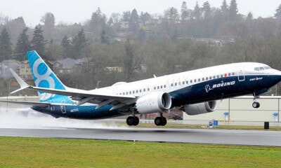 Boeing 737 Max 8 Plane Makes Emergency Landing After Experiencing Engine Problems - WORLD OF BUZZ 3