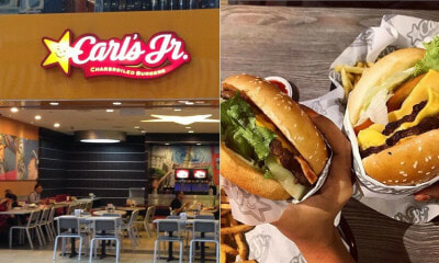 Calling All Burger Lovers! Here's How You Can Get 1-Year Supply of Burger From Carl's Jr - WORLD OF BUZZ