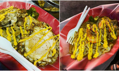 Cheesy Char Kuey Teow is Now a Thing and We Don't Know What to Feel - WORLD OF BUZZ