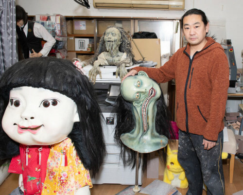 """Creator Of """"momo"""" Feels Responsible For Viral Hoax, Has Destroyed The Sculpture - World Of Buzz 4"""