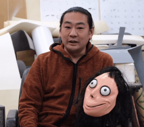 """Creator Of """"momo"""" Feels Responsible For Viral Hoax, Has Destroyed The Sculpture - World Of Buzz 5"""