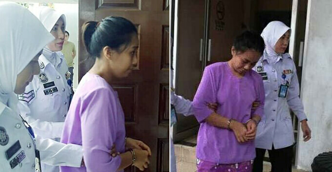 Drunk Driving Woman Sentenced To 17 Years Of Prison And Fined RM39,000 For Causing 4 Death - WORLD OF BUZZ