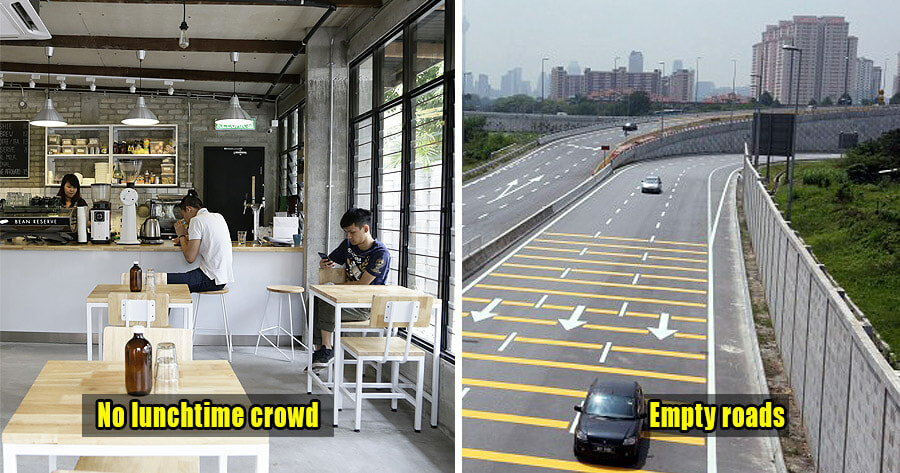 Empty Roads & 5 Other Things M'sians Confirm Look Forward to During Cuti Sekolah - WORLD OF BUZZ 1