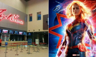 TGV Is Treating All Females To Free Tickets For Captain Marvel On Women's Day! - WORLD OF BUZZ