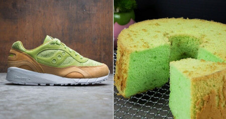 This Sneaker Was Inspired By Avocado Toast But Netizens Think It Looks Like Pandan Cake! - WORLD OF BUZZ