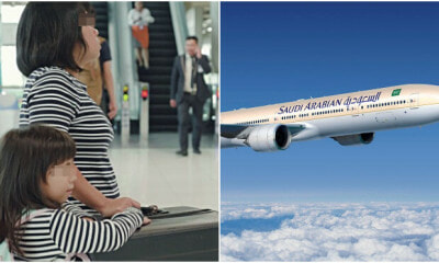 Forgetful Parent Forces KL-Bound Plane to Turn Back After Realizing She Left Her Baby in the Airport - WORLD OF BUZZ 3