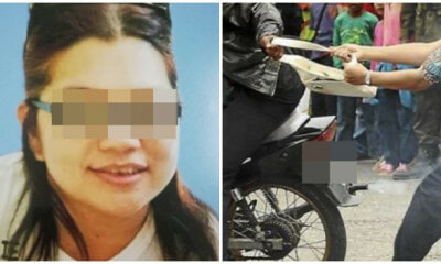 Hawker Pursues Snatch Thief After Her Handbag Was Stolen, But Crashes into Tree and Dies, Leaving Behind 2 Young Kids - WORLD OF BUZZ 2