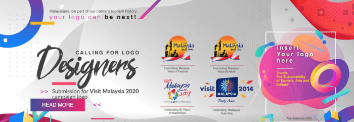 Here's Your Chance To Help Design The New #visitmalaysia2020 Logo - World Of Buzz 1