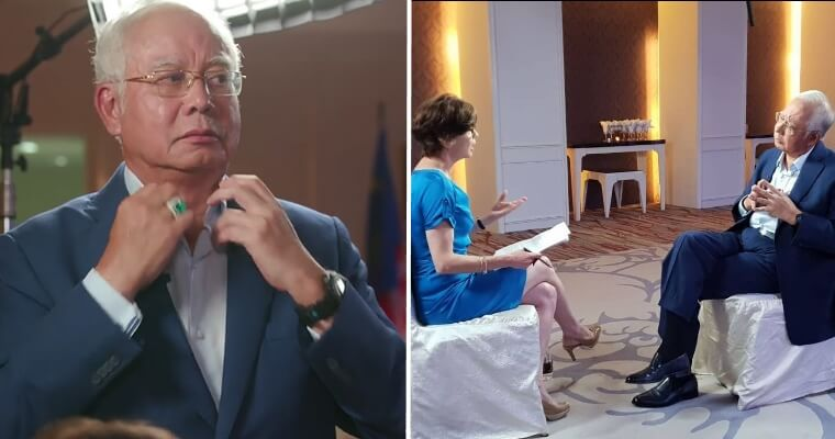 """""""i Don't Walk Out On My People"""" Najib Rants About Al-Jazeera Award, Gets Roasted By Netizens - World Of Buzz 8"""