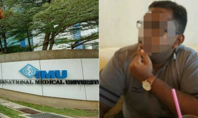 "IMU Reveals Student Who Said Women Need Men Is Now On ""Home Leave"" Until Further Notice - WORLD OF BUZZ"