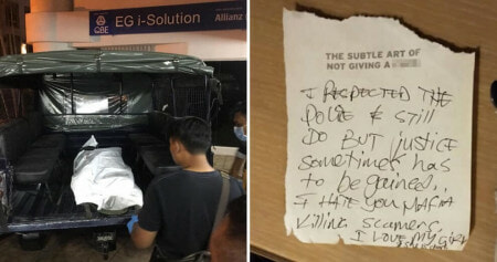 Irish Man Found Murdered In Penang Apartment, Suspect Leaves Note At Scene - World Of Buzz