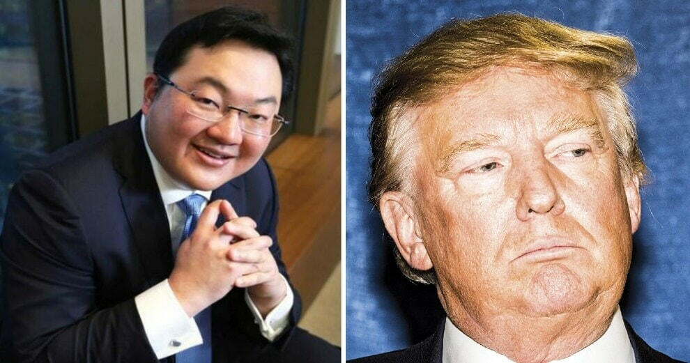 Jho Low Suspected to Have Donated Over RM400,000 to Donald Trump's Re-election Campaign - WORLD OF BUZZ 1