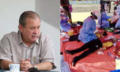 Johor Sultan Cancels Birthday Events To Allow Volunteers To Clean Up Pollution At Pasir Gudang - WORLD OF BUZZ 3