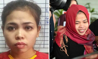 Kim Jong-nam Murder Suspect Siti Aisyah Freed After Charges Against Her Suddenly Dropped - WORLD OF BUZZ 4