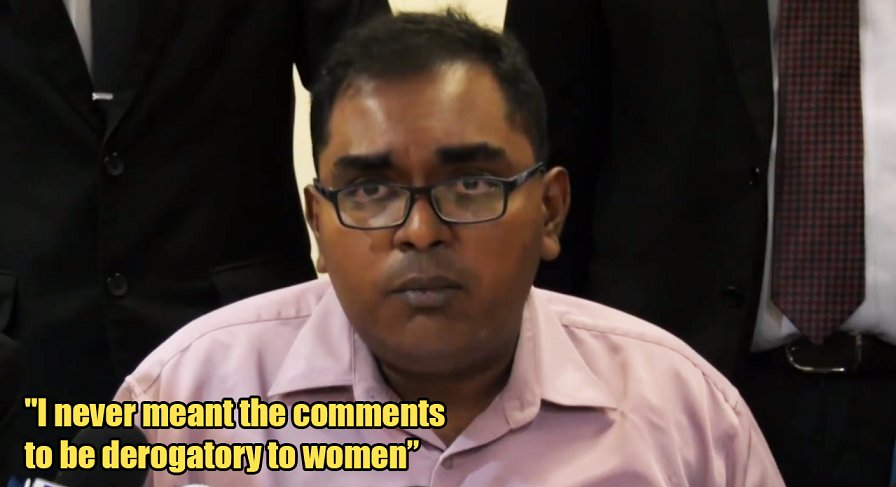 Kiren Raj Issues Public Apology For His Sexist Remarks And Asks Public To Forgive Him - World Of Buzz