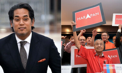 KJ Gave PH 'D' For Overall Performance As Government & Lists Gobind And Loke Outstanding Ministers - WORLD OF BUZZ