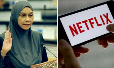 Kuala Kangsar MP Expresses Concern Over LGBT Representation & Sex Scenes on Netflix - WORLD OF BUZZ 2