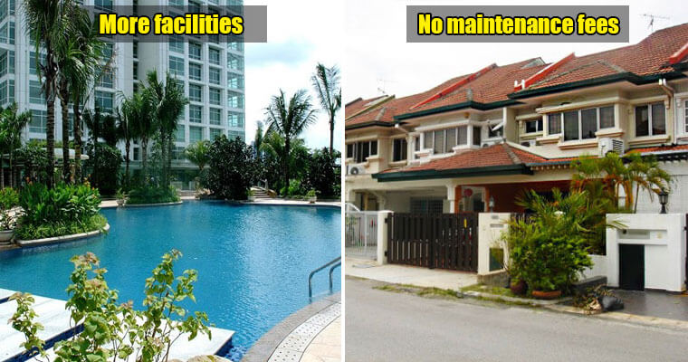 Landed vs. High-Rise: M'sians Who've Lived in Both Before Tell Us Which They Prefer & Why - WORLD OF BUZZ 10