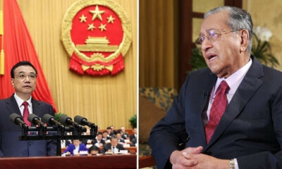 Look East: Mahathir Prefers - WORLD OF BUZZ