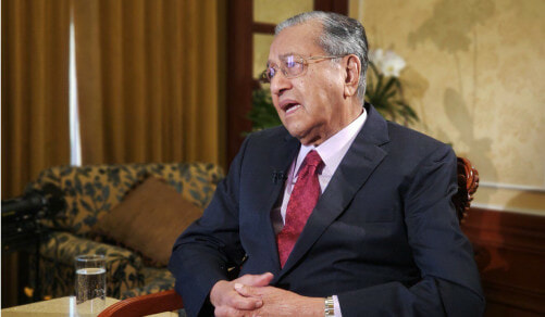 Looking East Once More: Mahathir Announces The He Would Side Beijing Over Washington, Here's Why - World Of Buzz 1