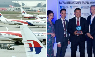 "Malaysia Airlines Wins ""Best Airline In Asia"" At World's Largest Tourism Fair In Berlin - WORLD OF BUZZ 2"
