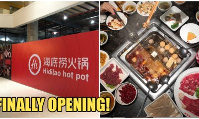 "Malaysia's First ""Hai Di Lao"" Branch Will Open in Sunway Pyramid This 27 March - WORLD OF BUZZ"