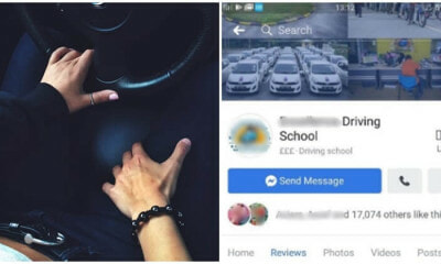 #Metoo: Netizen Sexually Harassed At Driving School, Calls Others To Do The Same - WORLD OF BUZZ 7