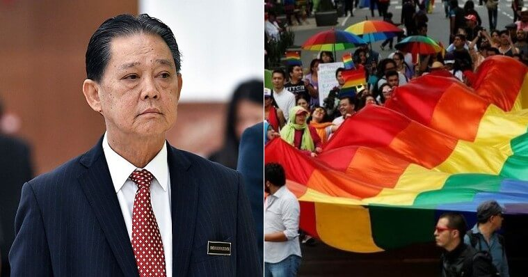 """Minister Denies """"no Gays In M'sia"""" Statement, Actually Meant No Tourism Campaigns For Them - World Of Buzz"""