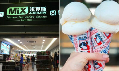 MIX Convenience Store Is Now Also Selling White Rabbit Ice Cream & It Only Costs RM2.90! - WORLD OF BUZZ 4