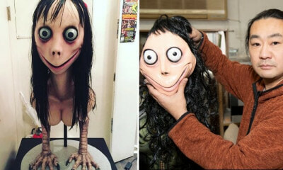 "Momo Is Dead: Creator Of ""Momo"" Feels Responsible For Viral Hoax And Has Destroyed The Sculpture - WORLD OF BUZZ"