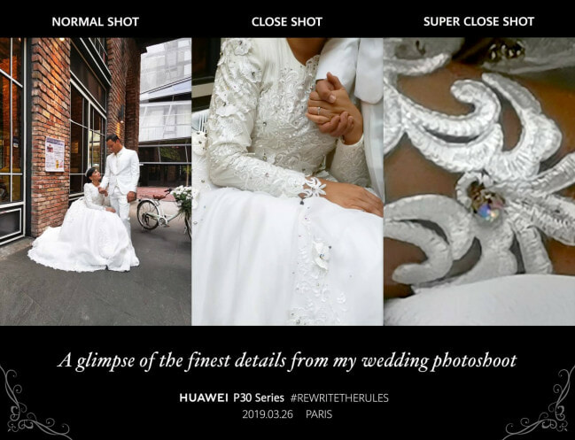 Most Anticipated M'sian Celebrity's Pre-Wedding Photos Were Actually Taken by a Huawei Phone! - WORLD OF BUZZ 1
