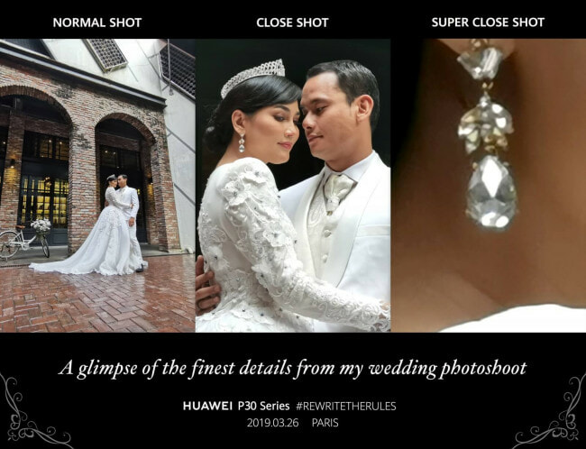 Most Anticipated M'sian Celebrity's Pre-Wedding Photos Were Actually Taken by a Huawei Phone! - WORLD OF BUZZ 2
