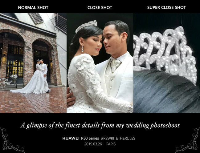 Most Anticipated M'sian Celebrity's Pre-Wedding Photos Were Actually Taken by a Huawei Phone! - WORLD OF BUZZ 3