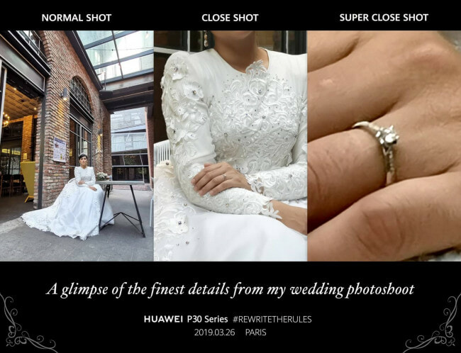 Most Anticipated M'sian Celebrity's Pre-Wedding Photos Were Actually Taken by a Huawei Phone! - WORLD OF BUZZ