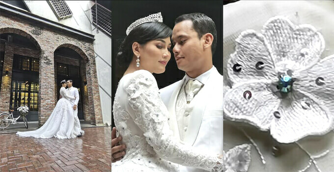 Most Anticipated M'sian Celebrity's Pre-Wedding Photos Were Actually Taken by Smartphone! - WORLD OF BUZZ 2