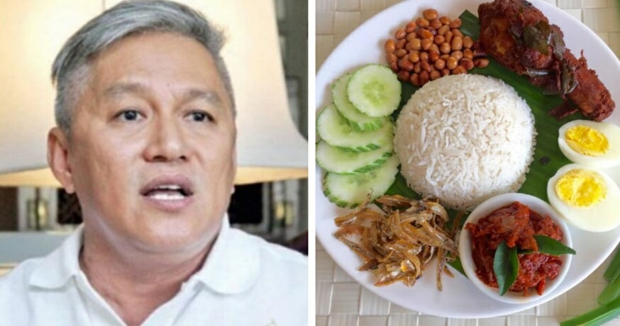 M'sian Food Ranked Lower Than S'porean Among Foreigners, Here's What Chef Wan Thinks - WORLD OF BUZZ 1