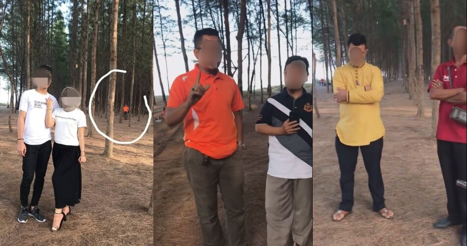 M'sian Netizens Outraged After Married Couple Harassed for Holding Hands - WORLD OF BUZZ