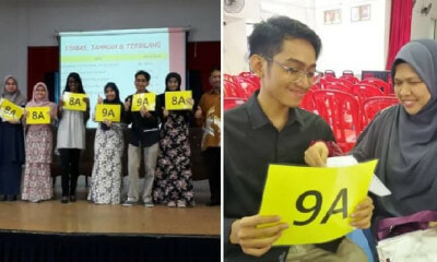 M'sian Scores 9As in SPM, Says He Was Inspired to Excel By Watching K-Dramas - WORLD OF BUZZ 2