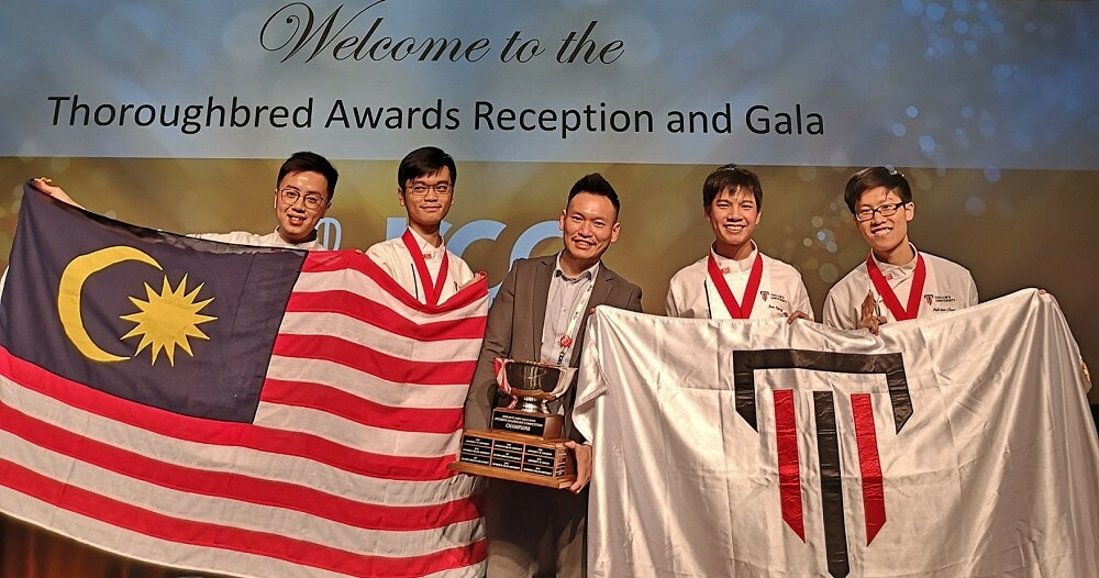 M'sian Students Emerge Champion In Culinology Competition Beating Team From Us & Canada University - World Of Buzz