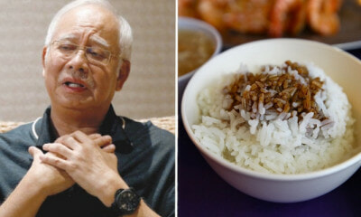 "Najib ""Crying"" For Starving Students On Facebook, Gets Mercilessly Roasted By Netizens - WORLD OF BUZZ"