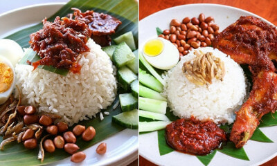 Nasi Lemak Is Officially One Of The Best Traditional Dishes In The World - WORLD OF BUZZ 7
