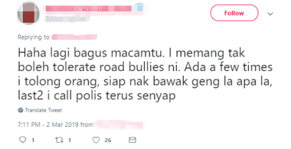 Netizen Shares Experience Of Almost Being Run Over By A Truck - World Of Buzz 4