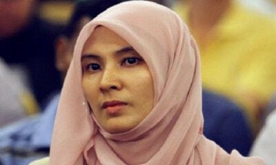 "Nurul Izzah Calls Tun Mahathir ""Former Dictator"", Says She's Serving Her Last Term As MP - WORLD OF BUZZ 3"