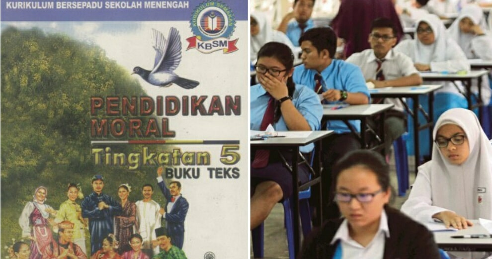 Parents Group: Government Should Get Rid Of Moral Education In School Syllabus - World Of Buzz
