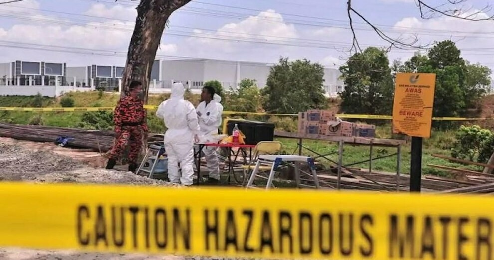 Pasir Gudang: 8 Chemicals Have Been Reportedly Identified So Far, Here's What They Are - World Of Buzz